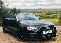 2015 AUDI A5 2.0 TDI S LINE SPECIAL EDITION PLUS 2d 175 BHP £18485.00