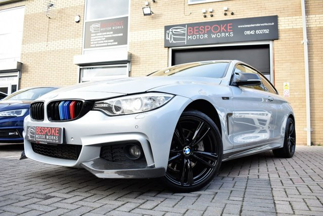 2014 14 BMW 4 SERIES 435D XDRIVE M SPORT COUPE