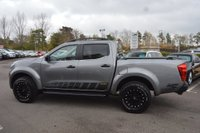 USED 2018 NISSAN NAVARA 2.3 dCi Tekna Double Cab Pickup 4WD 4dr (EU6) WCSDESIGN WIDETRAK N-GUARD