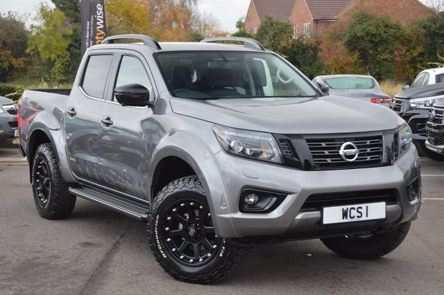 View our NISSAN NAVARA