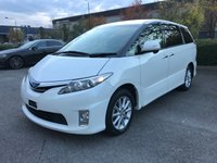 2013 TOYOTA ESTIMA 2.4 HYBRID VVTI AUTO 8 SEATS £SOLD