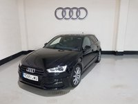 USED 2015 65 AUDI A3 2.0 TDI S LINE NAV 5d 148 BHP 1 Owner/ Audi History/Sat-Nav/ Bluetooth/ Privacy Glass