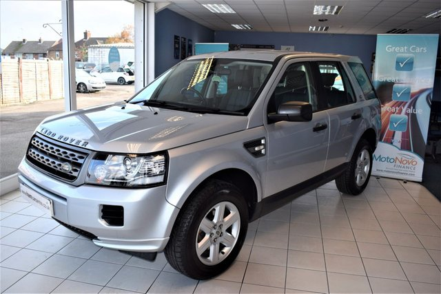 2012 62 LAND ROVER FREELANDER 2.2 SD4 GS 5d AUTO 190 BHP