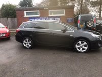 USED 2012 61 VAUXHALL ASTRA 2.0 SRI CDTI S/S 5d 163 BHP 2012 ESTATE, 2 OWNERS