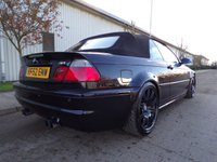 USED 2002 52 BMW M3 3.2 M3 2d 338 BHP CONVERTIBLE SAT NAV LEATHER  PART EXCHANGE AVAILABLE / ALL CARDS / FINANCE AVAILABLE