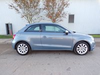 USED 2012 12 AUDI A1 1.6 TDI SPORT 3d 103 BHP ONLY 38,000 PART EXCHANGE AVAILABLE / ALL CARDS / FINANCE AVAILABLE
