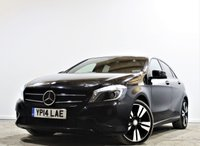 USED 2014 14 MERCEDES-BENZ A CLASS 2.1 A200 CDI SPORT 5d AUTO 136 BHP +  Leather Interior, Bluetooth