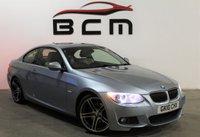 2010 BMW 3 SERIES 3.0 325D M SPORT 2d AUTO 202 BHP £7985.00