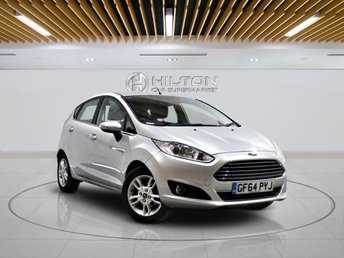 Used Ford Fiesta for sale in Leighton Buzzard