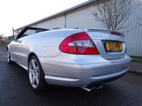 USED 2007 E MERCEDES-BENZ CLK 3.0 CLK280 SPORT 2d AUTO 228 BHP ONLY 20,000 MILES GARAGE KEPT PART EXCHANGE AVAILABLE / ALL CARDS / FINANCE AVAILABLE