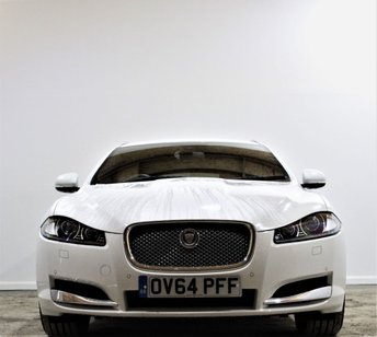 2014 JAGUAR XF 2.2 D LUXURY SPORTBRAKE 5d AUTO 163 BHP £16499.00