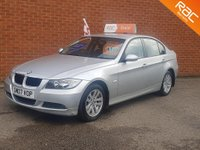 2007 BMW 3 SERIES 2.0 318I SE 4d 128 BHP   £SOLD