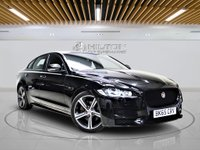 USED 2015 65 JAGUAR XF 2.0 R-SPORT 4d AUTO 177 BHP Well-Maintained by Only 1 Previous Owner With Full Service History - 0% DEPOSIT FINANCE AVAILABLE