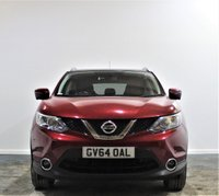 USED 2015 64 NISSAN QASHQAI 1.2 N-TEC PLUS DIG-T 5d 113 BHP +  AIR CON + AUX + BLUETOOTH