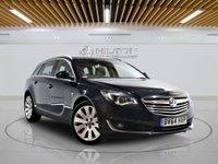 USED 2014 64 VAUXHALL INSIGNIA 2.0 ELITE NAV CDTI 5d AUTO 160 BHP +  Leather Interior