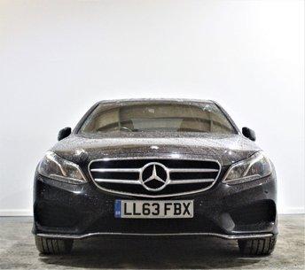 2013 MERCEDES-BENZ E CLASS 2.1 E220 CDI AMG SPORT 4d AUTO 168 BHP £13999.00