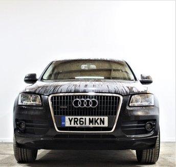 2011 AUDI Q5 2.0 TDI QUATTRO SE 5d AUTO 170 BHP £13999.00