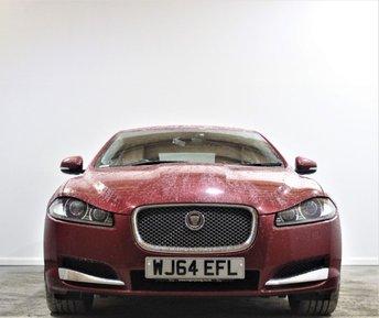 2014 JAGUAR XF 2.2 D PREMIUM LUXURY 4d AUTO 200 BHP £14999.00