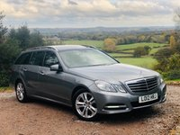 2012 MERCEDES-BENZ E CLASS 2.1 E220 CDI BLUEEFFICIENCY S/S AVANTGARDE 5d AUTO 170 BHP £8985.00