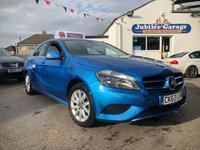2013 MERCEDES-BENZ A CLASS 1.8 A180 CDI BLUEEFFICIENCY SE 5d AUTO 109 BHP £12995.00