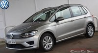 USED 2016 66 VOLKSWAGEN GOLF SV 1.6TDi SE 5 DOOR 108 BHP Finance? No deposit required and decision in minutes.