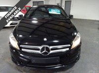 USED 2013 63 MERCEDES-BENZ A CLASS 1.5 A180 CDI BLUEEFFICIENCY AMG SPORT 5d 109 BHP