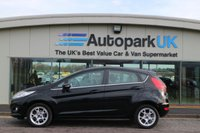 USED 2011 61 FORD FIESTA 1.2 ZETEC 5d 81 BHP LOW DEPOSIT OR NO DEPOSIT FINANCE AVAILABLE