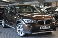 USED 2010 10 BMW X1 2.0 XDRIVE18D SE 5d 141 BHP