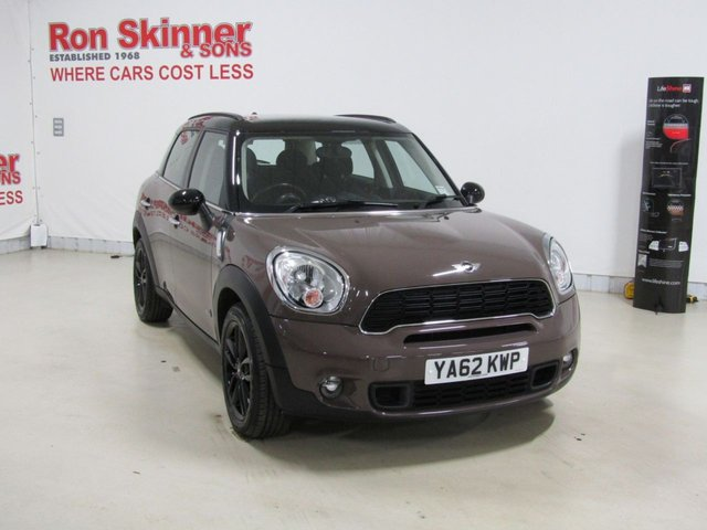 View our 2013 62 MINI COUNTRYMAN (144) 2.0 COOPER SD ALL4 5d 141 BHP