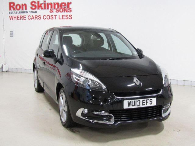 View our 2013 13 RENAULT SCENIC 1.5 DYNAMIQUE TOMTOM DCI 5d 110 BHP