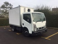 2014 NISSAN NT400 CABSTAR 2.5 DCI 35.14 FREEZER BOX - CHOICE OF 3 £10995.00