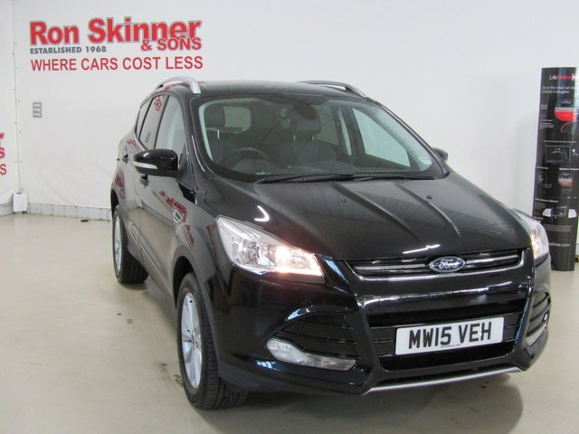 View our 2015 15 FORD KUGA (62) 2.0 TITANIUM TDCI 5d 148 BHP