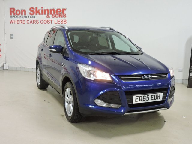 View our 2015 65 FORD KUGA 2.0 ZETEC TDCI 5d 148 BHP