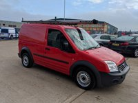 2011 FORD TRANSIT CONNECT 1.8 T200 LR 1d 74 BHP £4450.00