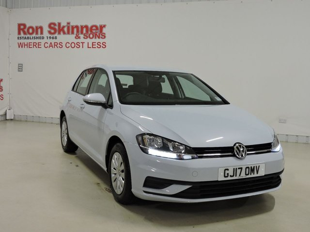 View our 2017 17 VOLKSWAGEN GOLF 1.6 S TDI BLUEMOTION TECHNOLOGY 5d 114 BHP