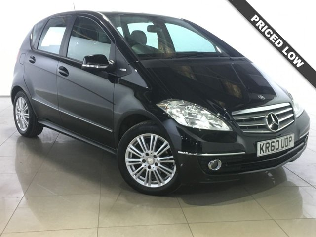 View our 2011 60 MERCEDES-BENZ A CLASS 1.5 A160 ELEGANCE SE 5d AUTO 95 BHP