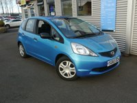 2010 HONDA JAZZ