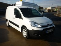 2013 CITROEN BERLINGO 1.6 625 ENTERPRISE L1 HDI 75 BHP