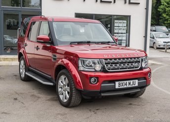 2014 LAND ROVER DISCOVERY 3.0 SDV6 XS 5d AUTO 255 BHP