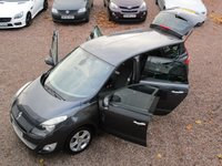 USED 2011 11 RENAULT SCENIC 1.4 DYNAMIQUE TOMTOM TCE 5d 130 BHP SAT NAV, BLUETOOTH, CRUISE CONTROL, SIX SPEED GEARBOX, MOT TILL OCTOBER 2019