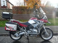 USED 2005 BMW R SERIES 1.2 R 1200 GS 04 1d  Great Spec,Full Luggage,Crash Bars,Heated Grips