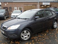 2010 FORD FOCUS 1.6 STYLE TDCI 5d 90 BHP £2895.00