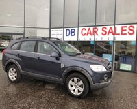 2010 CHEVROLET CAPTIVA 1.9  5dr £2495.00
