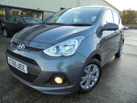 USED 2016 65 HYUNDAI I10 1.2 SE 5d 86 BHP Excellent City Car, Still Under Manufacturer's Warranty, £199 Deposit and £99 a month on PCP Agreement