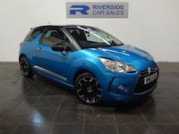 USED 2012 12 CITROEN DS3 1.6 E-HDI AIRDREAM DSPORT 3d 111 BHP