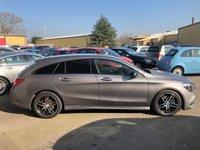 USED 2016 16 MERCEDES-BENZ CLA 2.1 CLA 220 D AMG LINE 5d AUTO 174 BHP