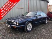2000 JAGUAR XJ 3.2 SOVEREIGN V8 4d AUTO 240 BHP *MOT- 8 OCTOBER 19* £2950.00