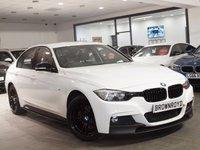 USED 2015 65 BMW 3 SERIES 2.0 320D XDRIVE M SPORT 4d AUTO 188 BHP M PERFROMANCE STYLING+SAT NAV