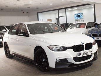 2015 BMW 3 SERIES 2.0 320D XDRIVE M SPORT 4d AUTO 188 BHP £16990.00
