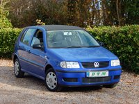 USED 2000 W VOLKSWAGEN POLO 1.0 E 5d 50 BHP SERVICE HISTORY, LOW MILEAGE